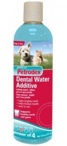 Care for Your Cat's Teeth - Use dental water additive