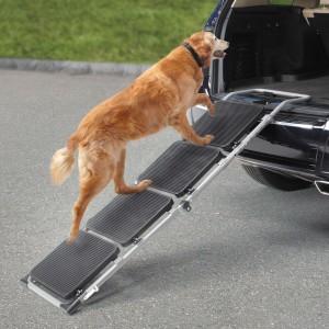 Portable ramp for Doggy Arthritis